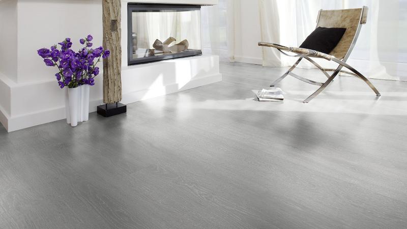 Vinyl vloer grijs luxe vinyl vloer met houtlook moduleo impress